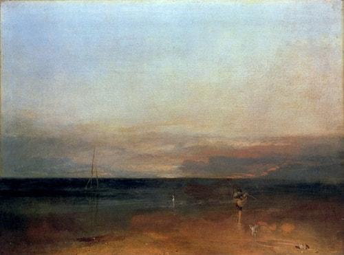 Turner, Evening Star