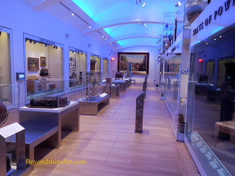 New-York Historical Society Museum exhibits