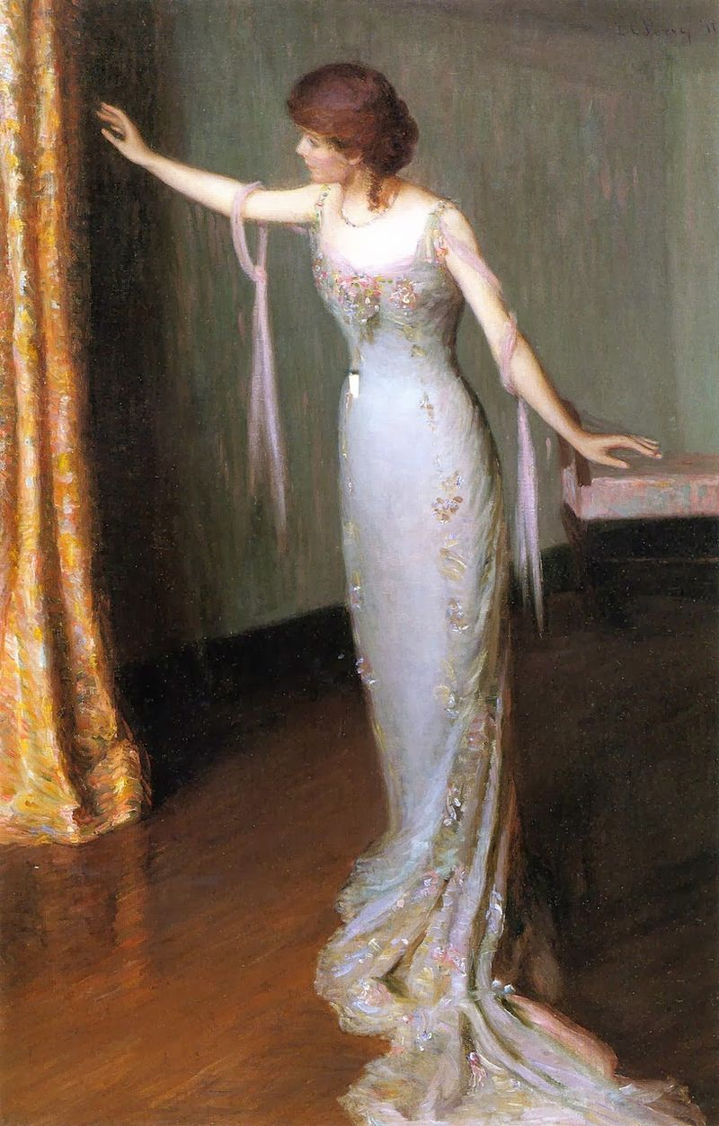 Art by Lilla Cabot Perry