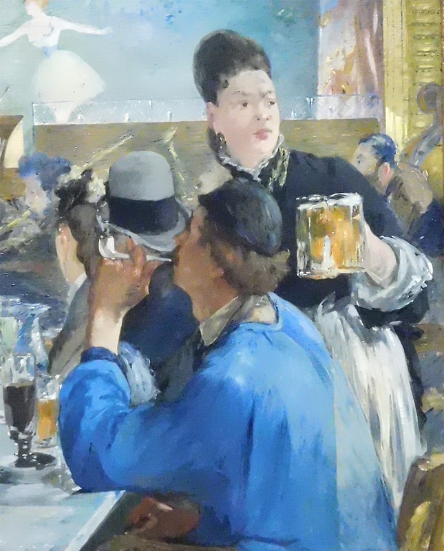 Manet, Corner of a Cafe Concert