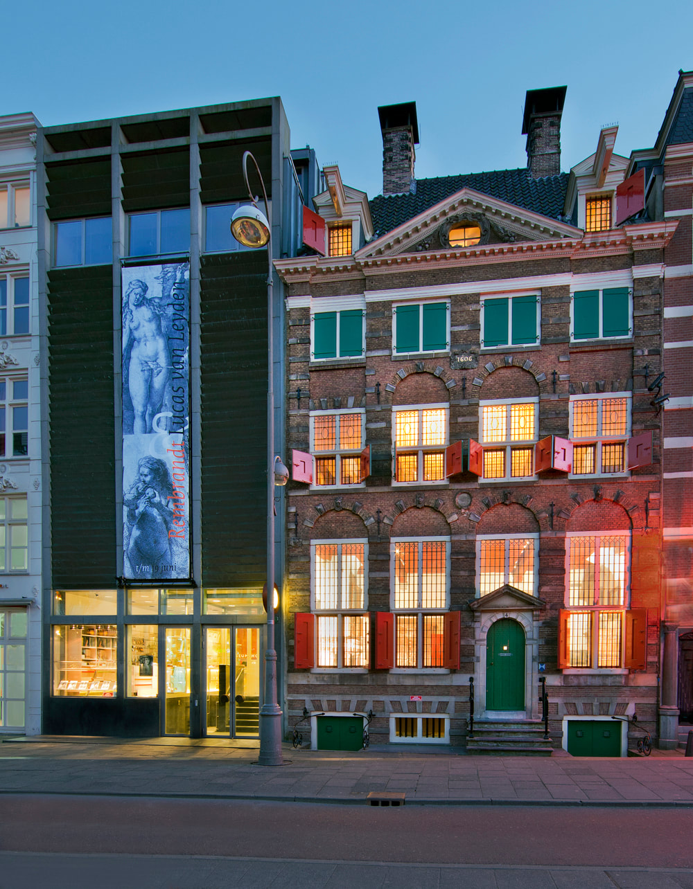 Rembrandt House Museum, Amsterdam