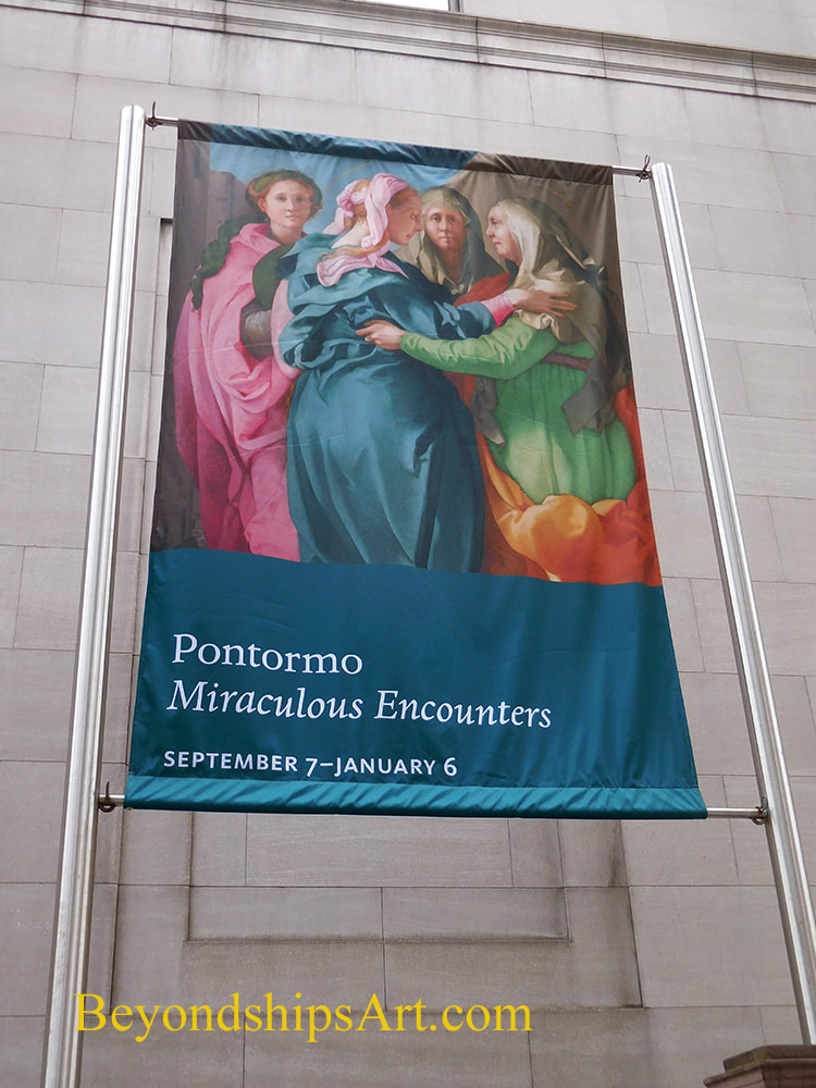 Pontormo Miraculous Encounters